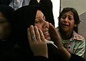 Gaza donne piangono (Foto Ap)