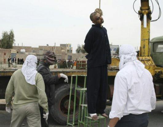 Iran impiccagione