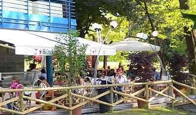Milano locale Bar Bianco