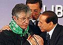 Bossi Berlusconi Fini
