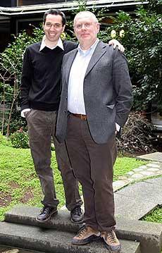 Massimo Cirri e Filippo Solibello