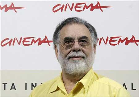 Francis Ford Coppola Festa del Cinema