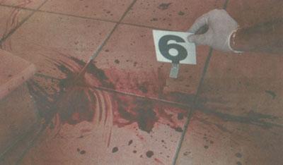 Garlasco scena del delitto