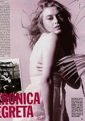 Veronica Lario Berlusconi Nude