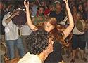 La notte della taranta (foto tratta da www.tomaiuolo.it)